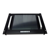 19 Inch LCD Rack Mount Monitor