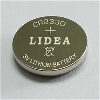 Lithium Button Cell CR2330 Battery