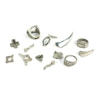 Stainless Steel Jewelry Casting for Jewelry/Ornaments/Ring Foundry Manufacturer Factory Hotsales