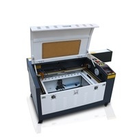 50W 60W Co2 J&R 6040 4060 Laser Engraving Cutting Machine Engraver for Sale