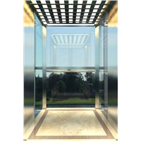 Custom Professional Sightseeing Elevator with Glass Cabin/Car