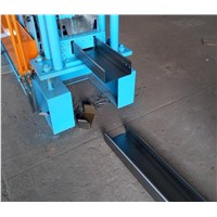 Sheet Metal Forming Machine Manufacturer For Purlin Bending