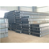 H Beam, Steel Strand, Steel Pipe, Steel Pile, Zinc Coating Strip Steel