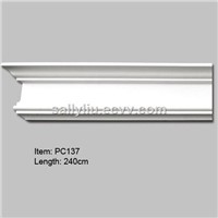 Popular Polyurethane Decorative Crown Cornice