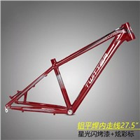 "China Professional Bike Factory Wholesale TWITTER ELVIS 27.5''/29'' Bike Frame Aluminium Alloy AL7005 15.5"" / 17"" /19"""