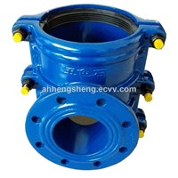 Pipe Tapping Tee for PE/PVC Pipe