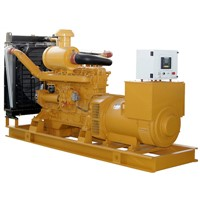 Shangchai Brand Engine Diesel Generator Set with Powerful Energy