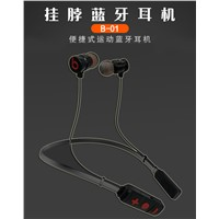 Neckband in-Ear Sports True Wireless Bluetooth Headphone Stereo Earphone