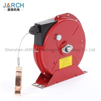 50 Feets Cable Spring Retractable Grounding Hose Reels