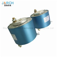 JARCH 1 Circuits 400A 35mm Hole High Current Slip Ring Assembly
