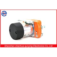 Magnetic Contactor Coil 24v DC Industrial DC Contactors 100A Load Current for Motor