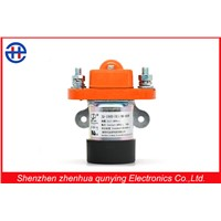 Double Coil Heavy Duty DC Contactors Bridge Type DC Rated Contactors