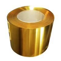 H65 C26800 Rolled Brass Foil Used for Radiator Fins