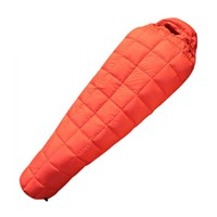 CNHIMALAYA HS9620O Down-Filled Sleeping Bag Winter Outdoor Portable Ultra-Light Mummy Warm Camping Sleeping Bags-Orange