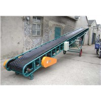 Long Distance Telescopic Portable Mobile Mining Belt Conveyor for Mine