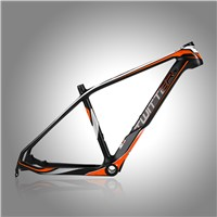 Bike Factory Accept Small Order TWITTER STORM Carbon Mountain Bike Frame 27.5''/26'' Offer OEM/ODM Bike Parts