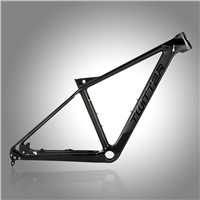"Direct Professional Bike Factory Wholesale 26''/27.5'' TWITTER STRIKER Carbon T700 Mountain Bike Frame 15.5"" 16.5"" / 17"