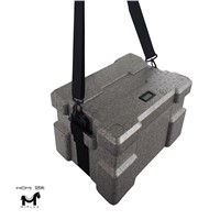 EPP Foam Cooler Box Transportation Insulated Box with Tenacity & Eco-Friendly