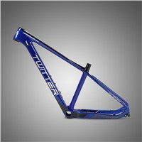 Direct Bike Factory Accept Small Order 27.5''/29'' TWITTER WARRIOR Carbon Mountain Bike Frame Components Bicycle Parts