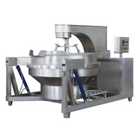 Automatic Mixing Pot Boiling Pot /Jacked Kettle/ Stirring Jam Pot/Pet Food Processing/Bird Food/Dog Food/Fish Food/Cat f