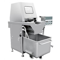 Stainless Steel Multi-Function Saline Injection Machine for Fish & Meat