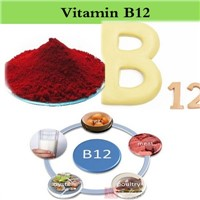 Vitamin B12 Cyanocobalamin CAS NO. 68-19-9 /Vitamin B12 Powder Food Grade