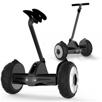 "Phoenix 10"" Electric Scooter Balancing Boards Intelligent Sense Bluetooth Remote Control Self-balancing Vehicle - Black"