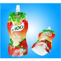 Plastic Packing Pouch / Standing Pouch for Liqiuid