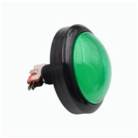 High Quality Ip67 Slot Machine 5v LED 100mm LED Illuminated Push Button Switch & Switches