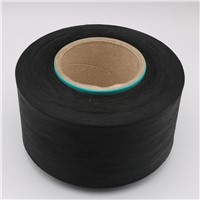 Black Carbon Inside Conductive Nylon Filaments 60D/9F Cross Section Outer Ring Type Anti-Static Yarn XTAA200
