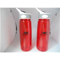 600ml 700ml 800ml Bicycle Hiking Sport Durable Plastic Suction Travel Water Bottle
