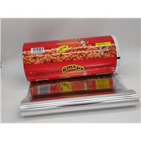 Food Packing Film, Snack Packaging Film Roll with Printing