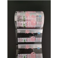 Transparent Packing Film with Printing