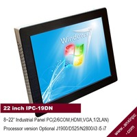19 Inch All In One PC with Touch Screen