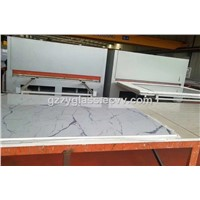 High Temperature Engineered Stone Deep Process Design Pattern Ink Penetrated Machinery