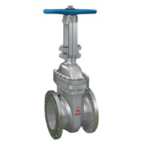 Wedge Gate Valve API Cast Steel Gate Valve Series