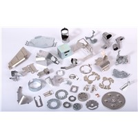 Custom Fabricating / Manufacturing Stamping Parts, Steel Brackets,