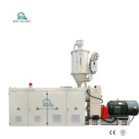 HSJ-120mm Plastic Single Screw Extruder