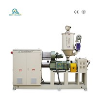 HSJ-90mm Single Screw Plastic Extruder