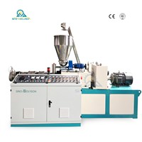 HSJZ-51/105 Twin Screw Plastic Extruder