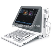 Portable Color Doppler Ultrasound Scanner BENE-5 2D Echo Cardiac