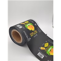 Ice Pop Packing Film Roll, Food Packing Film Roll