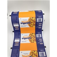 Peanut Packing Film Roll, Food Packing Film