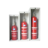 CABINET HFC-227EA GAS FIRE EXTINGUISHING SYSTEM
