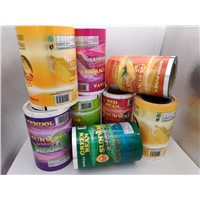 Laminating Printing Film, Ice Cream Packing Film