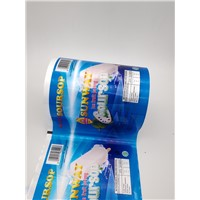 Ice Pop Packing Film, Laminating Printing Film for Food Packing