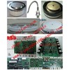 Frequency Converter Inverter Machine Components Board Capacity Resistor Cable Connector & Fan