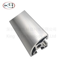BT3030R White Industrial Supplier Aluminum Profile for Logidtics