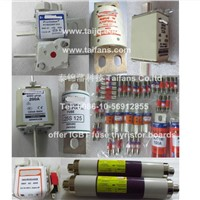 New Fuse Link Protection Semiconductor Low & High Voltage Fuse with Famous Brand