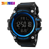 Skmei 1384 Best Selling Digital Sports Wrist Watch Business Cheap Watches for Men